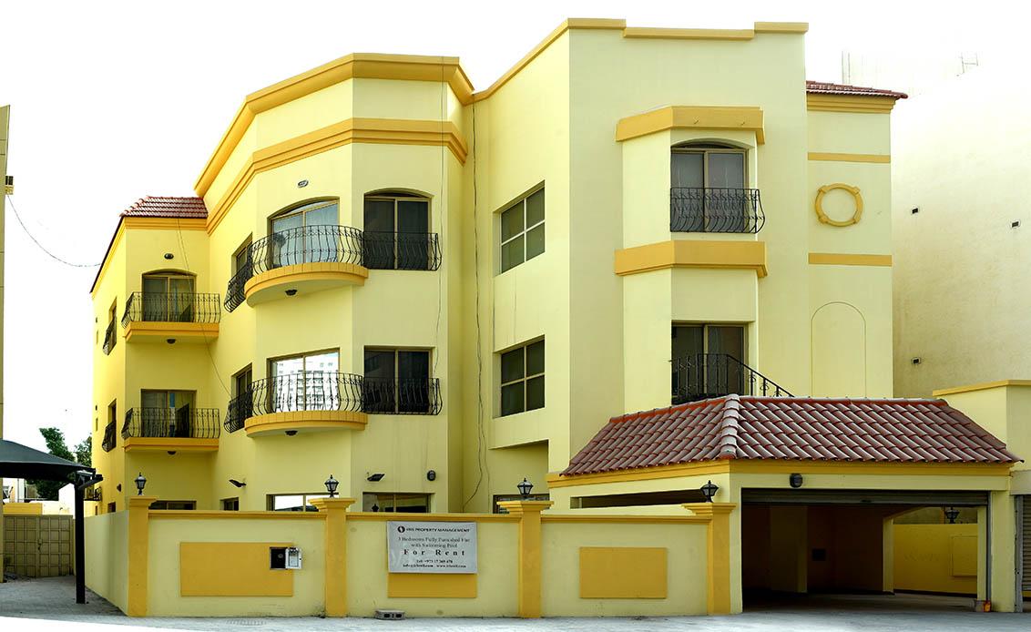 Luxury villas for sale in Bahrain