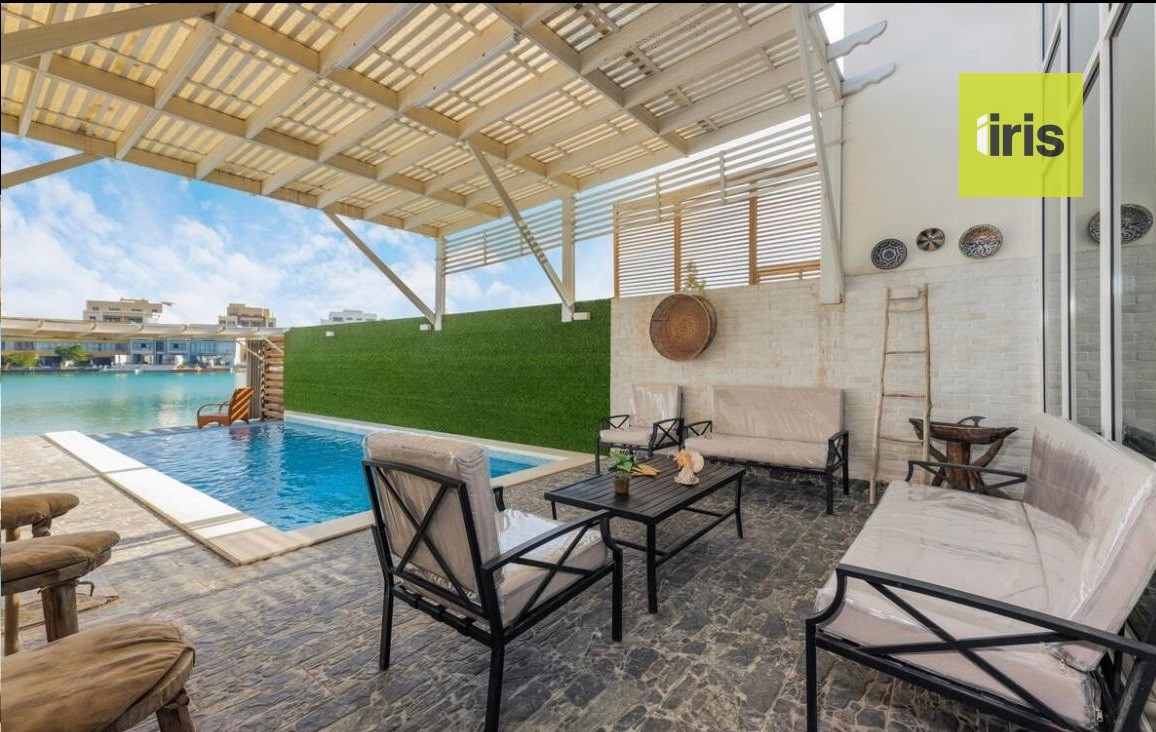 Amwaj islands villas for rent